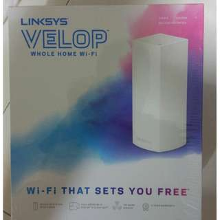 LinkSYS Velop Whole Home Wifi  (Pack of 1)