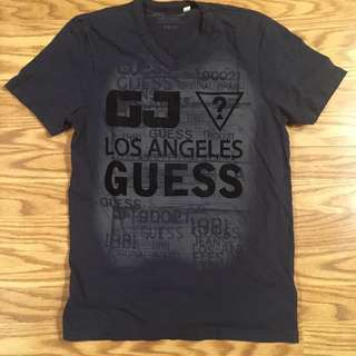 Guess t shirt authentic