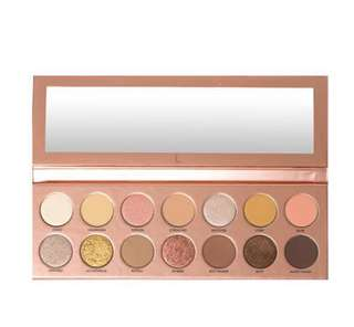 Authentic Nudie Patootie Palette by Laura Lee Los Angeles