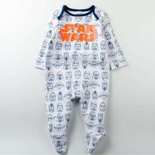 PRE-ORDER Starwars Sleepsuit