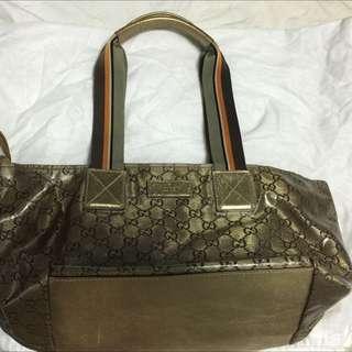 Authentic Gucci Dumpling Bag