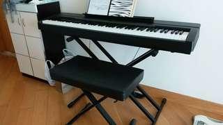Yamaha p155 piano