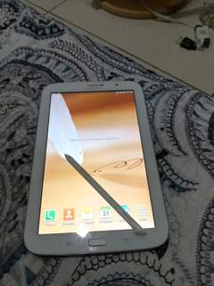 Samsung tab note 8. 0 gt-n5100 with stylus pen