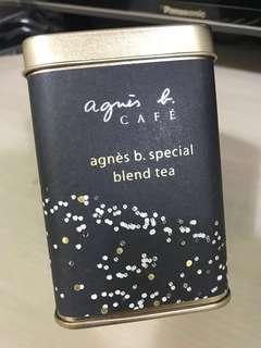 🇫🇷全新! Agnes b. Special Blend Tea 罐裝茶葉