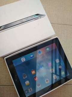 IPAD 2 16G Wifi + Cellular with Free Bluetooth speaker