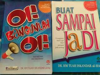 Buku Dr HM Tuah Iskandar al-Haj