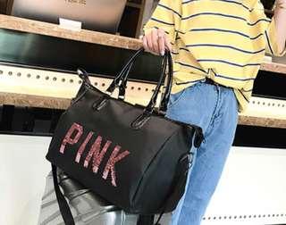 Travel Pink  Bag