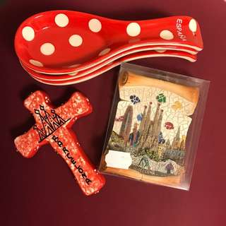 Gift Set ( from Barcelona )