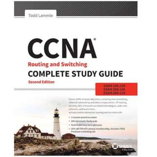 CCNA Routing and Switching Study Guide: Exams 100-105, 200-105,200-125 pdf
