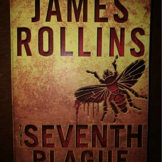 Seventh Plague by James Rollins