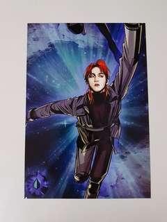 EXO Baekhyun/The War Version A Postcard