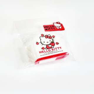 hello kitty semi pencil sharpener (white) (#9)