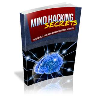 Mind Hacking Secrets + 10 Free eBooks