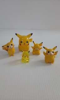 Pajangan Pikachu