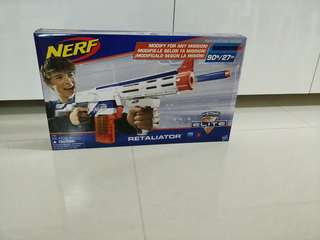 BNIB Nerf Retaliator. N strike retaliator.