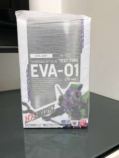 新世紀福音戰士 初號機 NX EDGESTYLE EVA-01 [TV ver.]