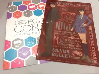 Detective Conan Clear Folder C