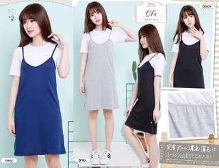 Pinafore Set