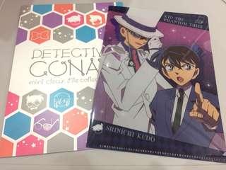 Detective Conan Clear Folder D