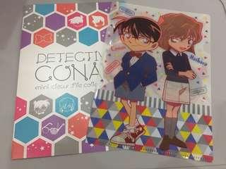 Detective Conan Clear Folder F