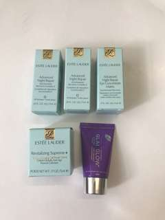 Estee Lauder & Glam Glow Skincare Mini