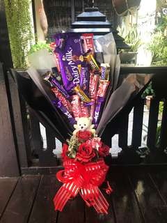 chocolate bouquet😍