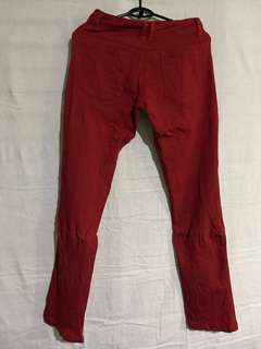 🔥 [SALE] RED PANTS