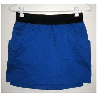 🌌Royal Blue Mini Skirt