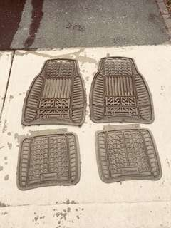Michelin Floor Mats - Tan