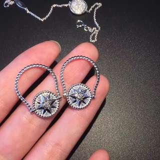 Dior 迪奧 Rose Des Vents 鑽石戒指