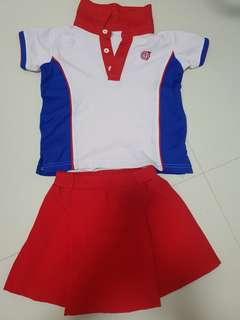 PCF Uniform