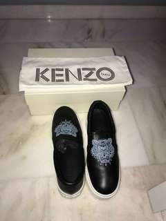 Authentic Kenzo Platform Leather Shoes