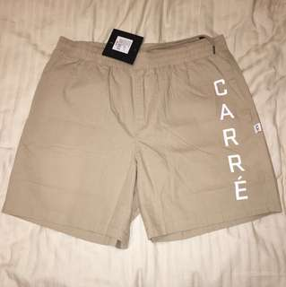BRAND NEW CARRÉ SHORTS