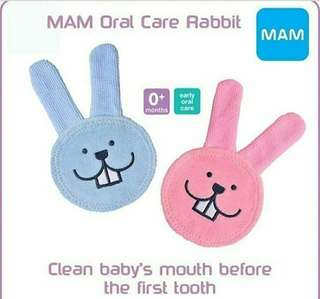 MAM oral care rabbit (NEW)