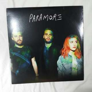 Vinyl - Paramore, Self-Titled