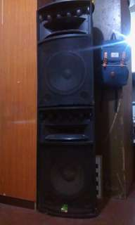 Mid/hi speaker d15