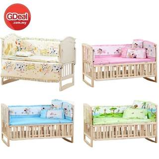 Baby bumper set 5 in 1