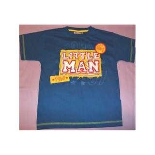 Rebel ~ Little Man T-shirt ~ Brand New
