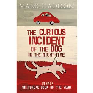 The Curious Incident of the Dog in the Night-Time by Mark Haddon - EBOOK