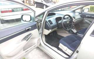 Honda civic fd 2006 matic