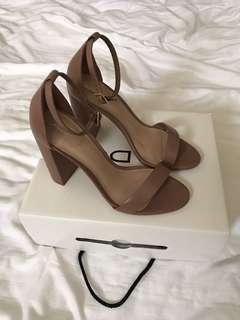 ALDO thick strap sandal