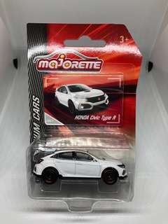 Pre-order Majorette Honda Civic Type R