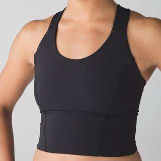 Lululemon Beat the Heat Bra