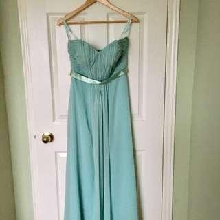 Beautiful dress worn once M