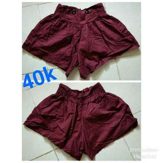 Hotpans maroon import