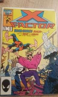 X-Factor 12