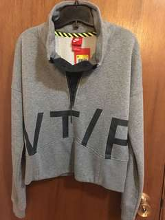 New Nike Cropped Sweater Size S