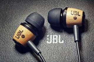 Earphone JBL Wood M330