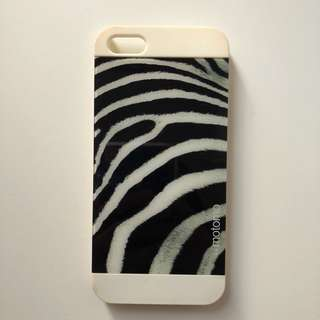 Zebra iPhone 5/5s Case