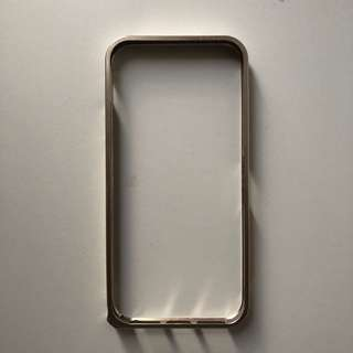 Gold iPhone 5/5s Bumper